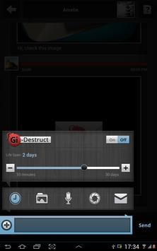 GiGi apk screenshot