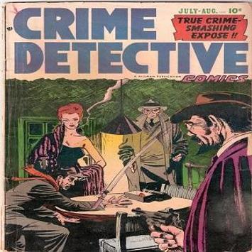 Crime Detectives poster