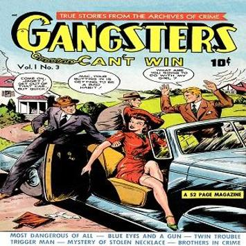 Gangsters Cant Win 1 poster