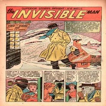 Invisible Man apk screenshot