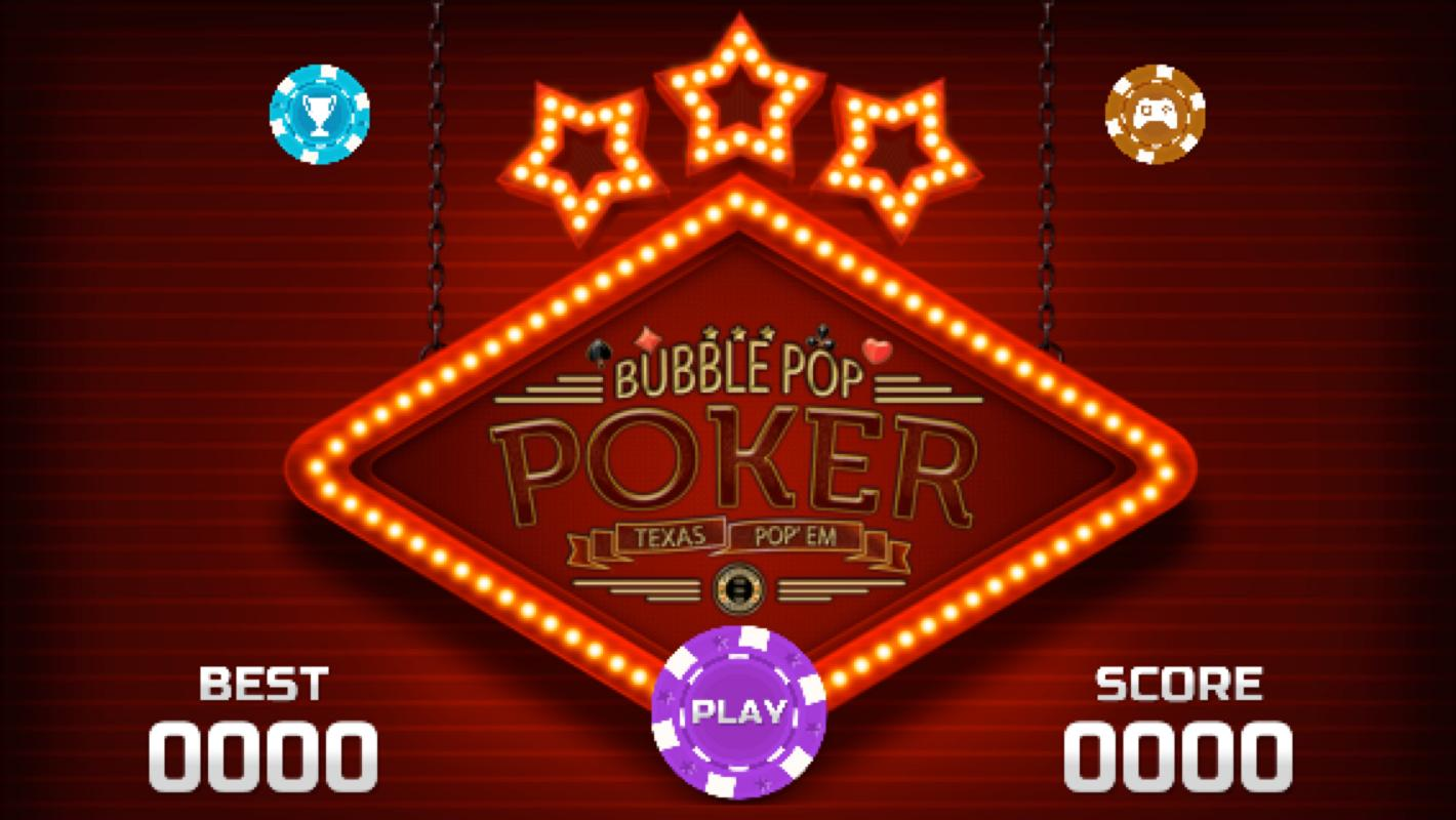 bubble poker