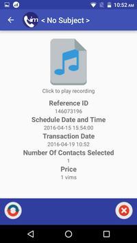 VIM apk screenshot