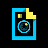 GIPHY CAM. The GIF Camera icon