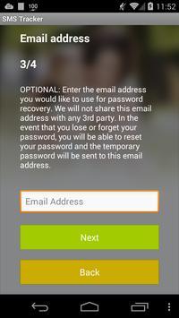 SMS Tracker apk screenshot