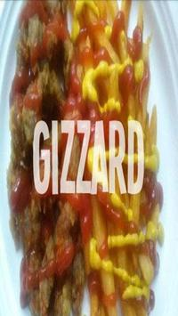 Gizzard Recipes Complete poster