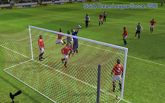 Guide Dream League Soccer 2016 apk screenshot
