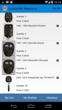 Locksmith Resource apk screenshot