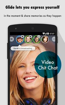 Glide Video Chat Live Guide poster