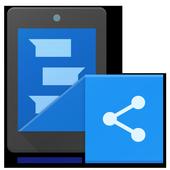 Stitch & Share: big screenshot icon