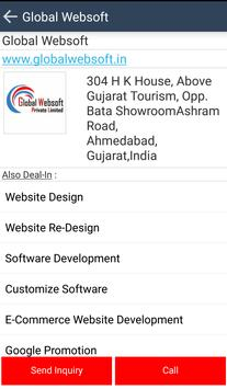 Global Yellow Pages - B2B GYP apk screenshot