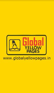 Global Yellow Pages - B2B GYP poster