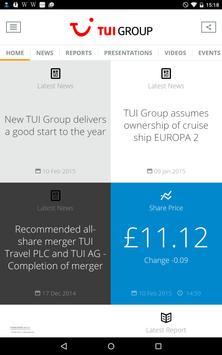 TUI Group IR Briefcase apk screenshot