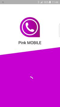 Pink MOBILE poster