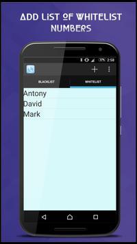 Text And Call Blocker apk screenshot