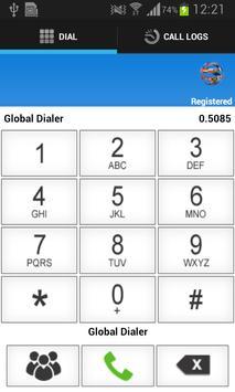 Global Dialer apk screenshot