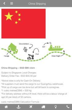 Global Freight Logistic apk screenshot