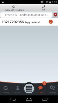 Sat-Fi Voice apk screenshot