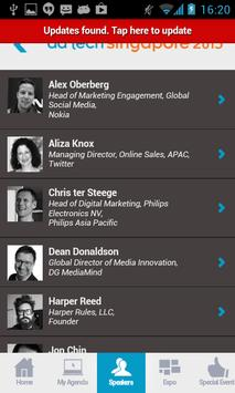 ad:tech Singapore 2013 apk screenshot
