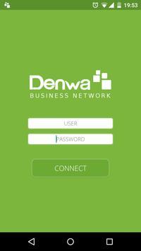 Denwa Network poster