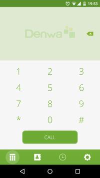Denwa Network apk screenshot