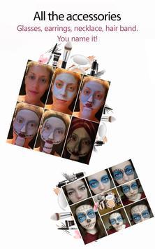 Christmas Makeup Face apk screenshot