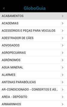 GloboGuia apk screenshot