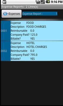 glovia G2 Mobile Workplace apk screenshot