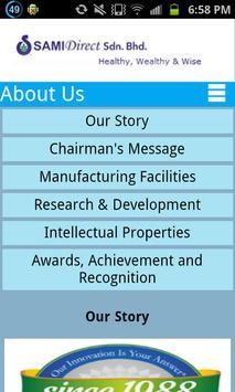 SAMIDirect Malaysia apk screenshot