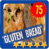 Gluten Bread Recipes Complete icon