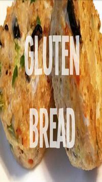 Gluten Bread Recipes Complete poster