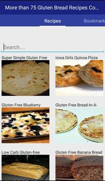 Gluten Bread Recipes Complete apk screenshot
