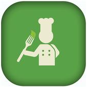 Cocina Vegetariana icon