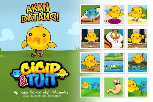 Cicip Dan Tuit Demo poster