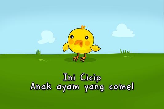 Cicip Dan Tuit Demo apk screenshot
