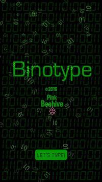 Binotype poster