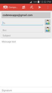 Email Gmail Inbox App apk screenshot