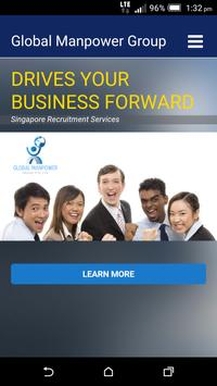 Global Manpower Group Pte Ltd poster