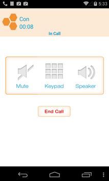 GMS Dialer apk screenshot