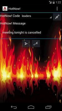 HotNow! poster