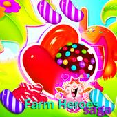 Guide the Farm Heroes Saga icon