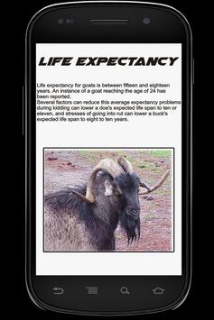 Goat Info Book apk screenshot