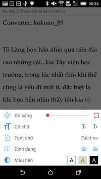 Truyen Convert apk screenshot