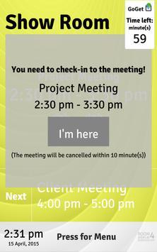 Meeting Room Display 4 apk screenshot