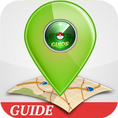 Guide GO Map - For Pokemon GO icon