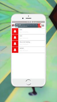 GoDex - PokeChat apk screenshot