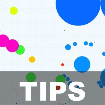 Tips for Agar.io poster