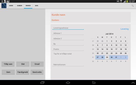 Godtbergsen SmartSeller apk screenshot