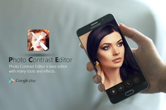 photo contrast editor apk screenshot
