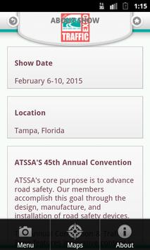 ATSSA Traffic 2015 apk screenshot