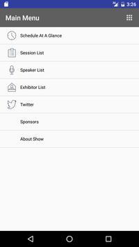 DBIA Events apk screenshot